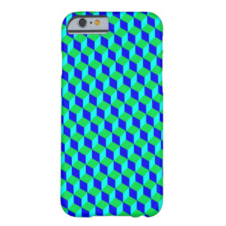 Optical illusion barely there iPhone 6 case