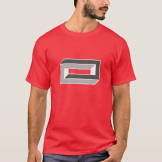 Optical Illusion - Brick T-Shirt