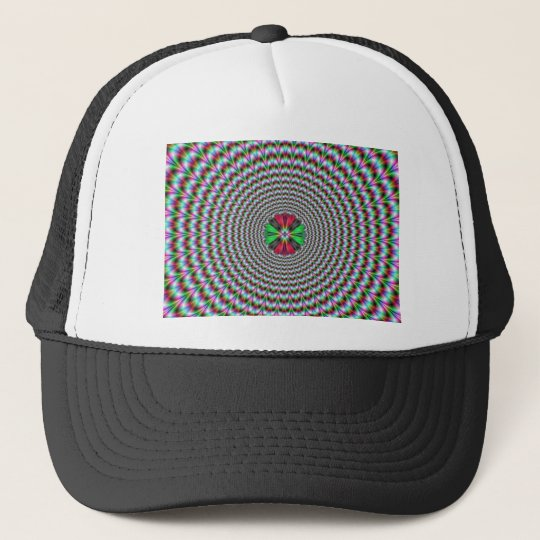 Optical Illusion Cap