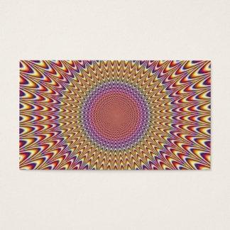 Optical Illusion Circle Expand Spiral Rainbow