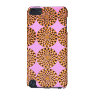 Optical Illusion Circles iPod Touch (5th Generation) Covers