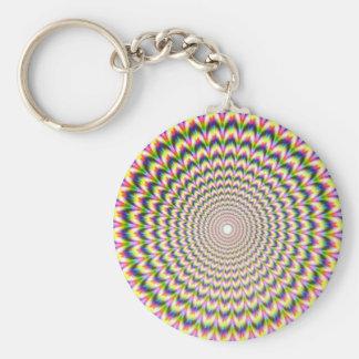 Optical Illusion Keychains