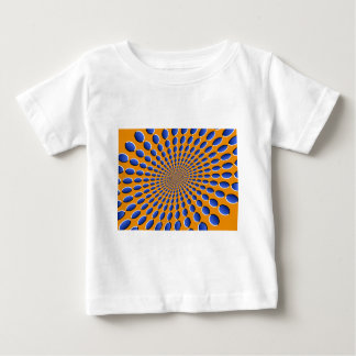 Optical Illusion Pods Baby T-Shirt