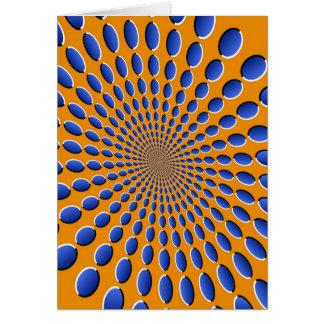 Optical Illusion Pods Card