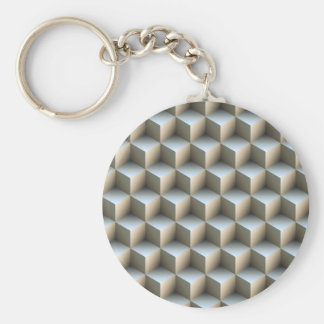 Optical illusions keychains