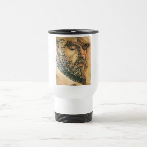 Optical Illusions Mug