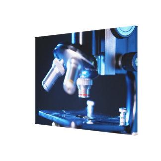 Optical Microscope 3 Canvas Print