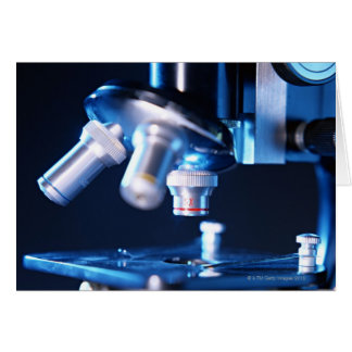 Optical Microscope 3 Card