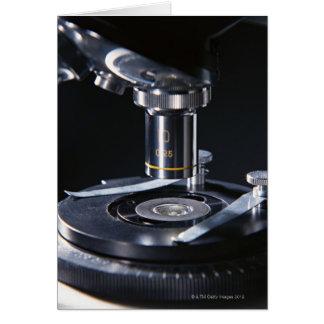 Optical Microscope Card