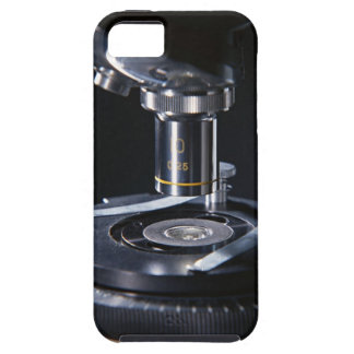 Optical Microscope Tough iPhone 5 Case