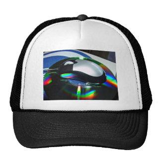Optical mouse mesh hats