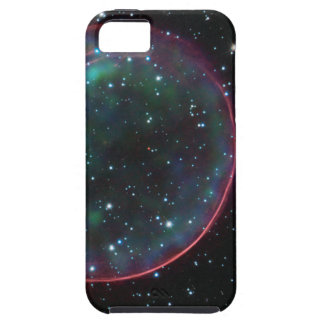 Optical:X-ray Composite Image of Supernova Remnant iPhone 5 Case