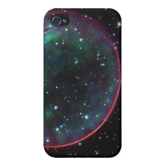 Optical:X-ray Composite Image of Supernova Remnant iPhone 4/4S Cases