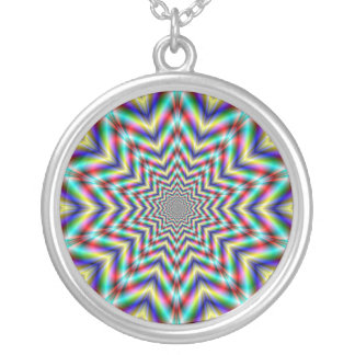 Optically Challenging Star Necklace