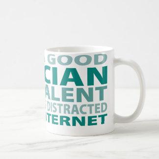 Optician 3% Talent Coffee Mug