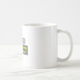 Opticians .. Smarter Basic White Mug