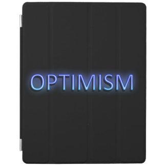 Optimism concept. iPad cover
