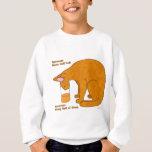 Optimist Pessimist Cat T-shirt