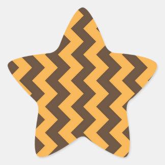 Optimistic Virtuous Restored Stunning Star Sticker
