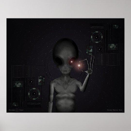 Optimum Quantum Silica Poster