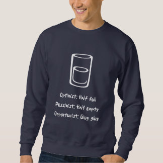 Optipessitunist Pullover Sweatshirts