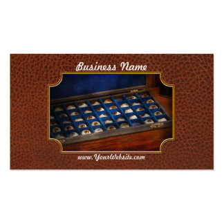 Optometrist - I've always had eyes for you Pack Of Standard Business Cards