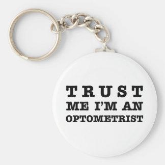 Optometrist Keychain