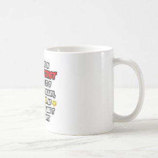 Optometrist .. OMG WTF LOL Coffee Mug