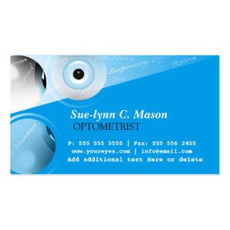 Optometrist Optometry Eyes Business Card
