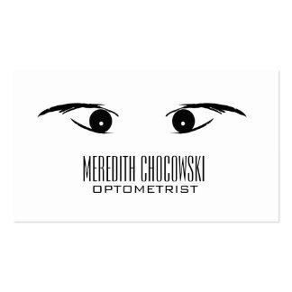 Optometrist Optometry Specialist Business Card