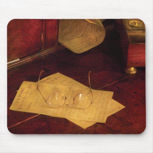 Optometrist - Reading Glasses Mouse Mat