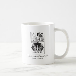 Optometrists Change Point of View Coffee Mug