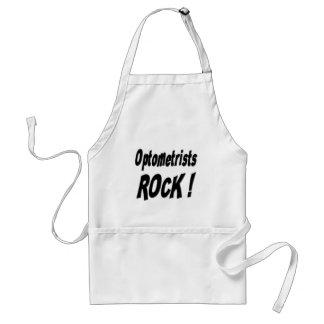 Optometrists Rock! Apron