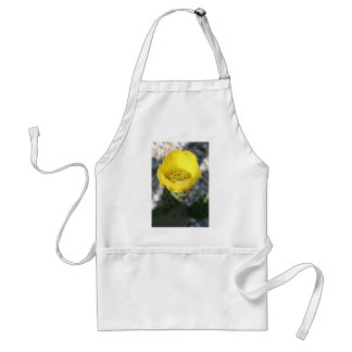 Opuntia Ficus-Indica Prickly Pear Flower Standard Apron