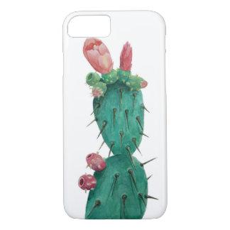 Opuntia in watercolors iPhone 7 case