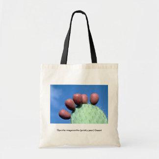 Opuntia megacantha (prickly pear) Desert Bags