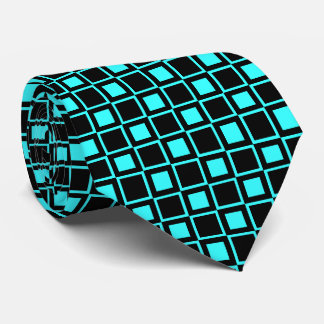OPUS CHANGEABLE Black checked Tie