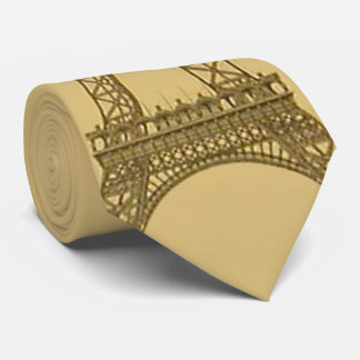 OPUS Eiffel Tower Tie