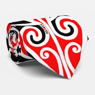 OPUS Traditional Maori Tie
