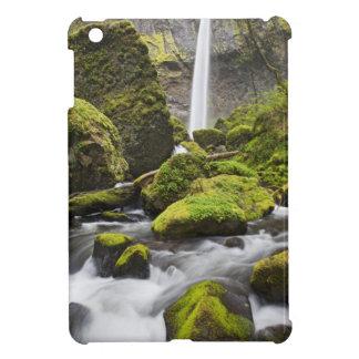 OR, Columbia River Gorge, Elowah Falls and iPad Mini Covers