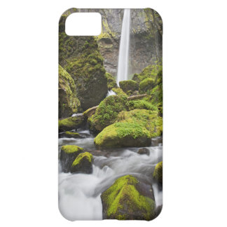 OR, Columbia River Gorge, Elowah Falls and iPhone 5C Case