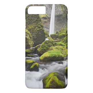 OR, Columbia River Gorge, Elowah Falls and iPhone 8 Plus/7 Plus Case