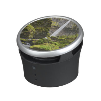 OR, Columbia River Gorge, Elowah Falls and Speaker