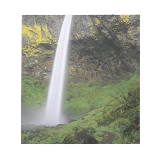 OR, Columbia River Gorge, Elowah Falls, McCord 2 Notepad