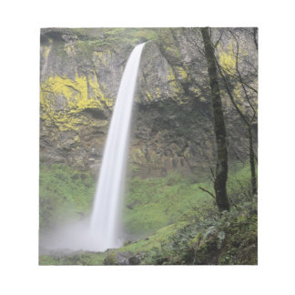 OR, Columbia River Gorge, Elowah Falls, McCord Notepad