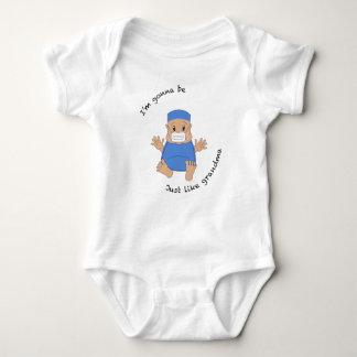OR grandma Infant Creeper