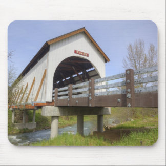 OR, Jackson County, Wimer Covered Bridge Mouse Pad