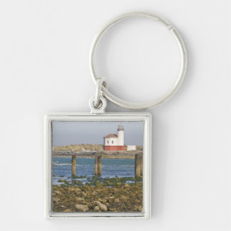OR, Oregon Coast, Bandon, Coquille River 2 Key Ring