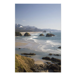 OR, Oregon Coast, Ecola State Park, view of Photo