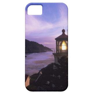 OR, Oregon Coast, Heceta Head Lighthouse, on iPhone 5 Cases